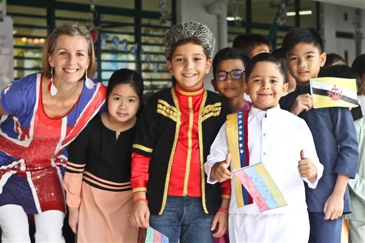 Jerudong International School celebrates International Day